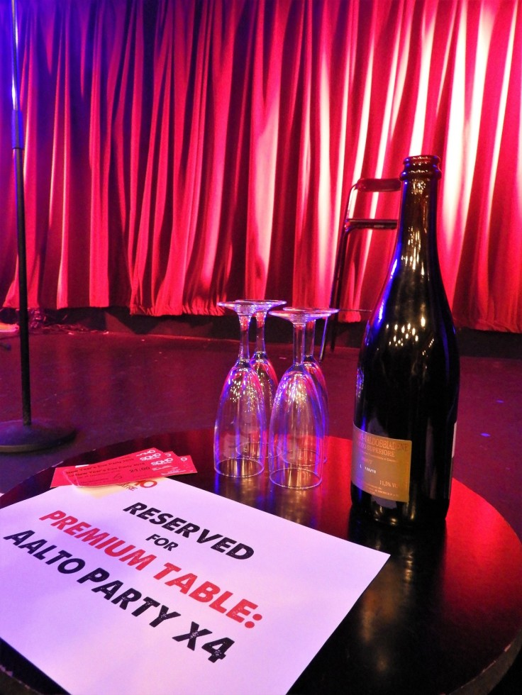 Soho Theatre - New Year's cabaret