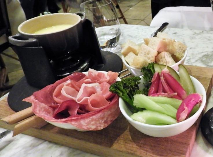 Dalloway Terrace - Cheese Fondue