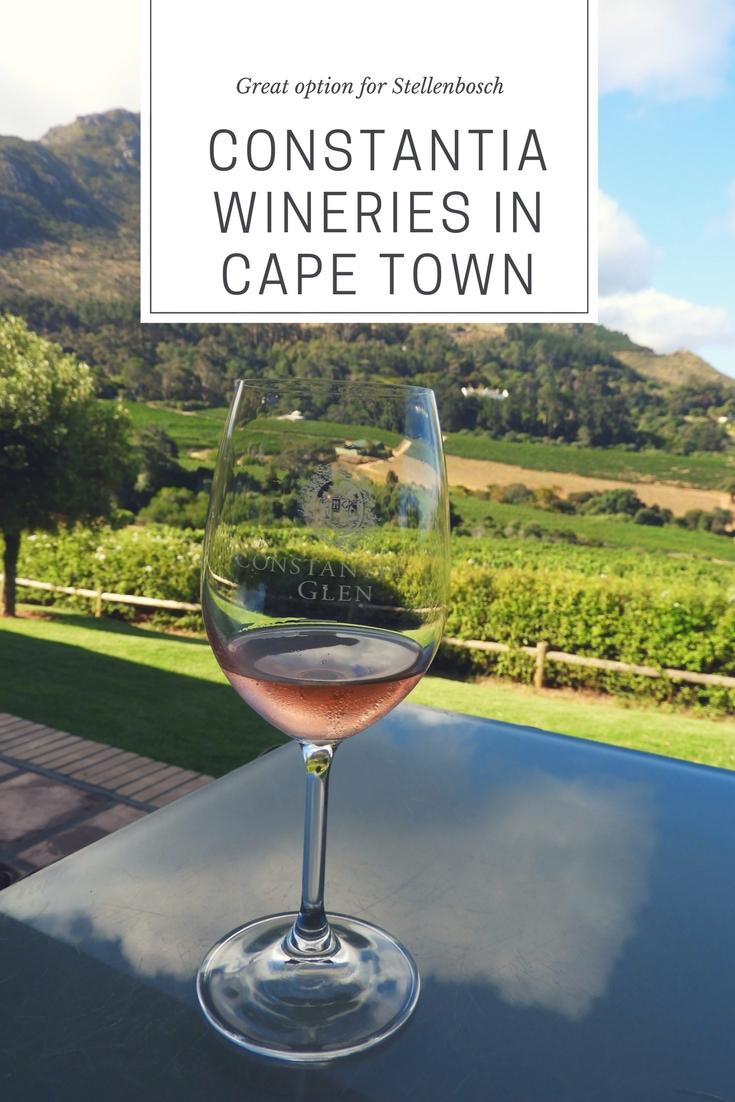 Constantia Wineries