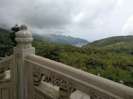 Views from the Big Buddha