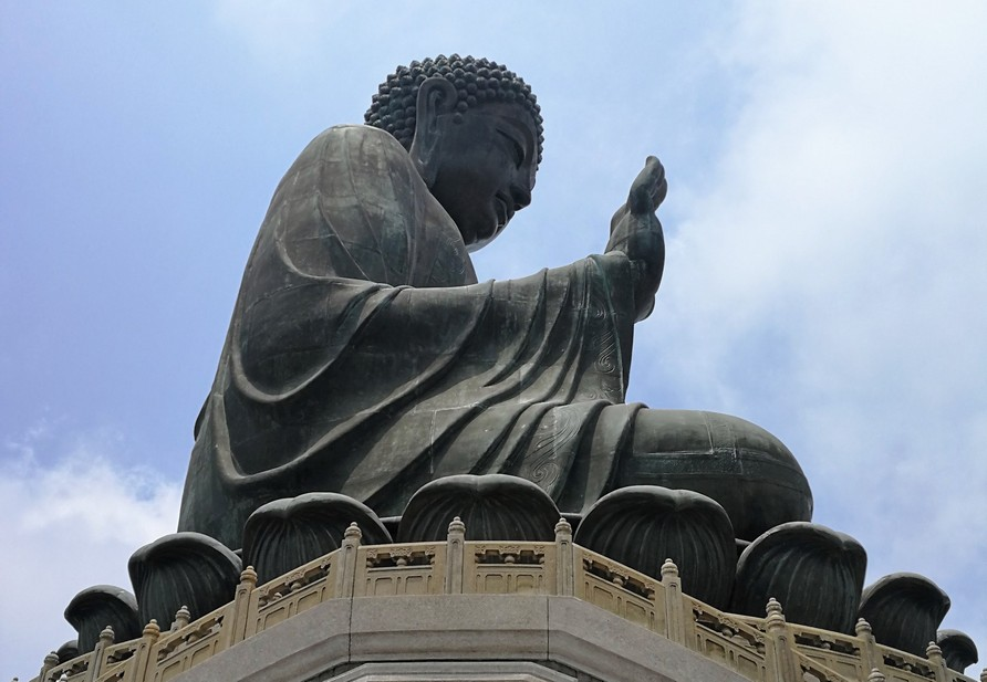 Tian Tan Buddha - The Big Buddha
