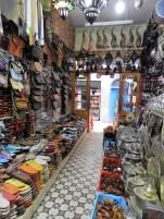 Shops in Tangier