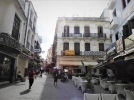 Old town of Tangier