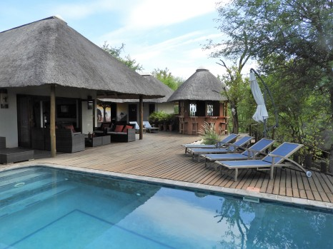 Amazing safari lodge near Kruger