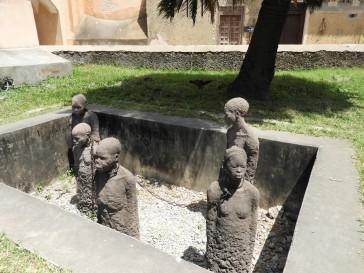 Stone Town: slave market
