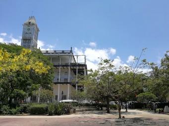 Stone Town in Zanzibar