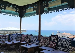Teahouse in Stone Town is a must visit