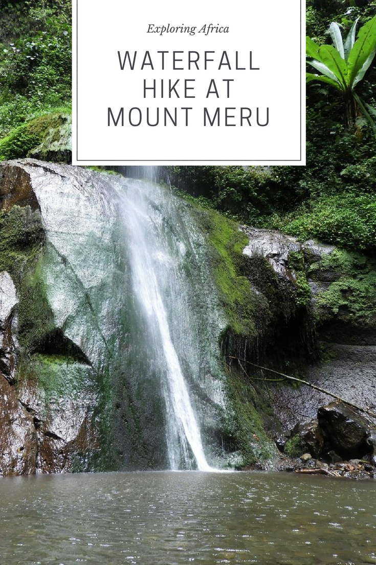 Mount Meru Waterfall Hike