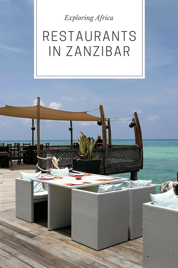Zanzibar restaurants