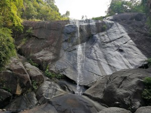 Seven Wells waterfall