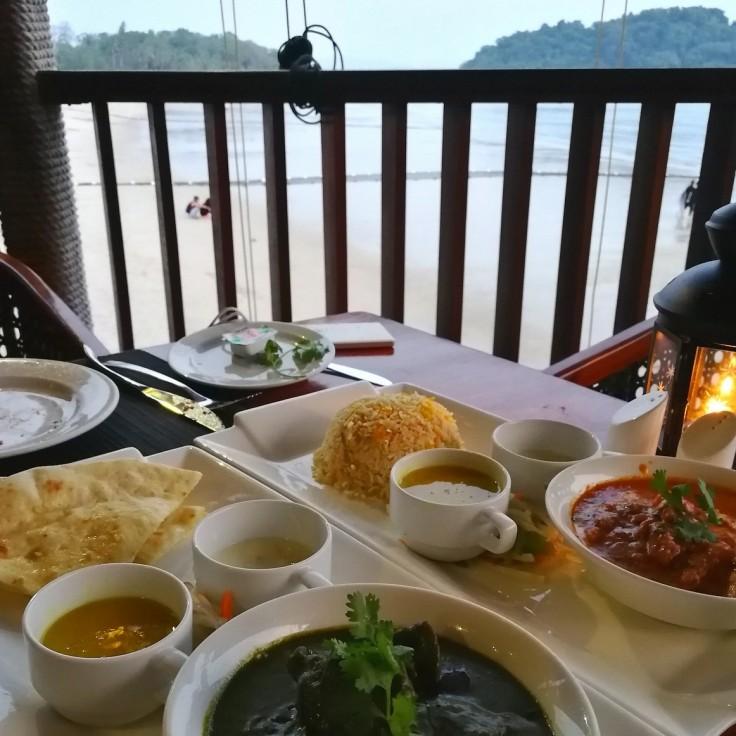 Berjaya Langkawi resort  - Beach restaurant