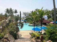 Berjaya Langkawi resort - pool