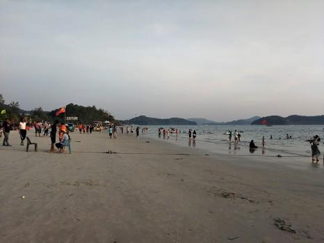 Pantai Cenang - Langkawi