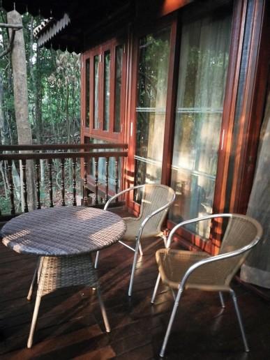 Berjaya Langkawi resort - rainforest chalet