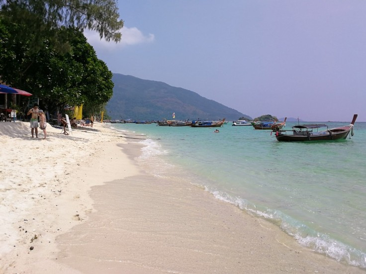 Koh Lipe sunset beach