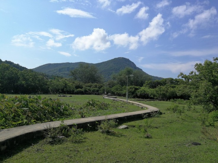 Hong Kong - country side (Pui O)