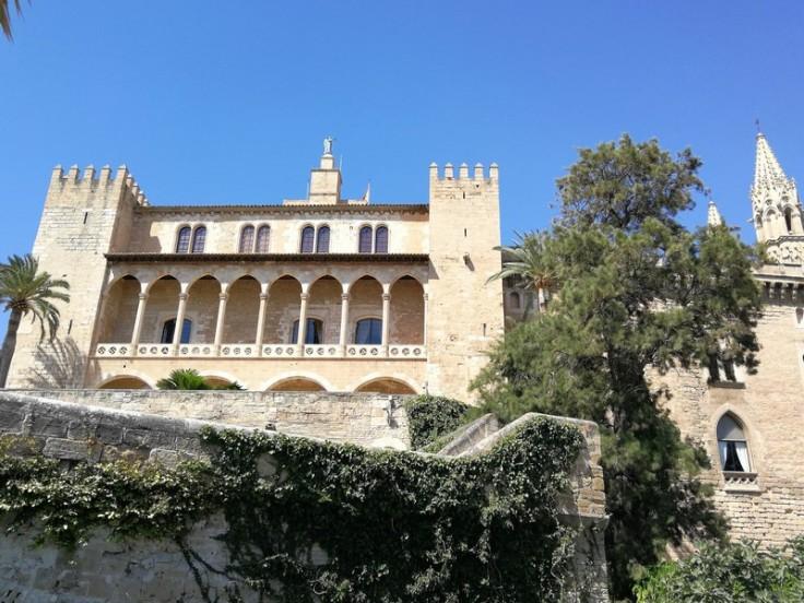 Palacio Real de Almudaina in Palma de Mallorca